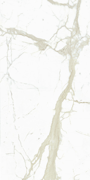 WHITE CALACATTA MIRRORED