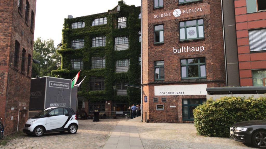 Sapienstone Kuchen Atelier Hamburg