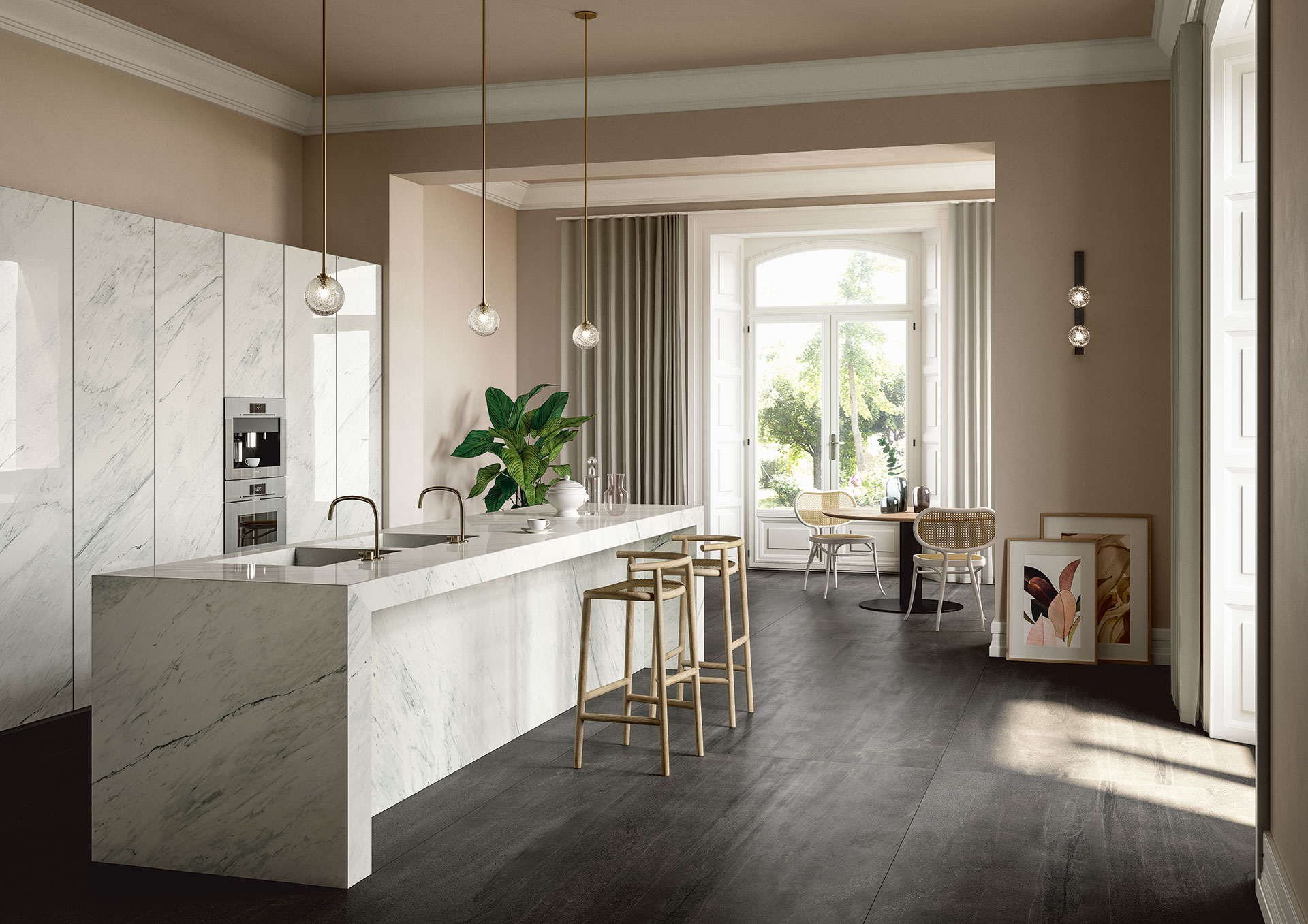 Piano Cucina Gres Opinioni let be inspired by sapienstone kitchen countertops - gallery