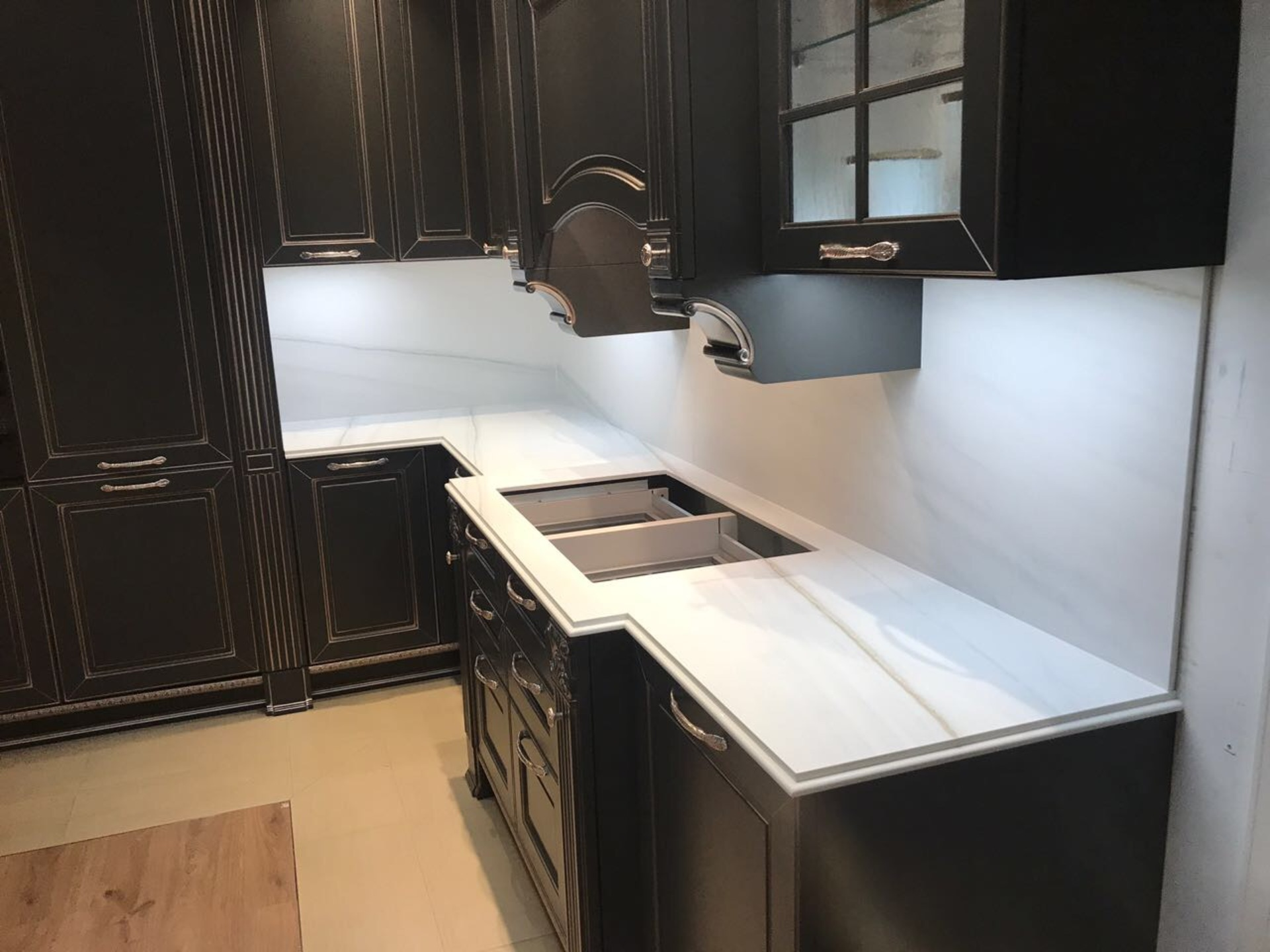 Let be inspired by SapienStone kitchen countertops - Gallery