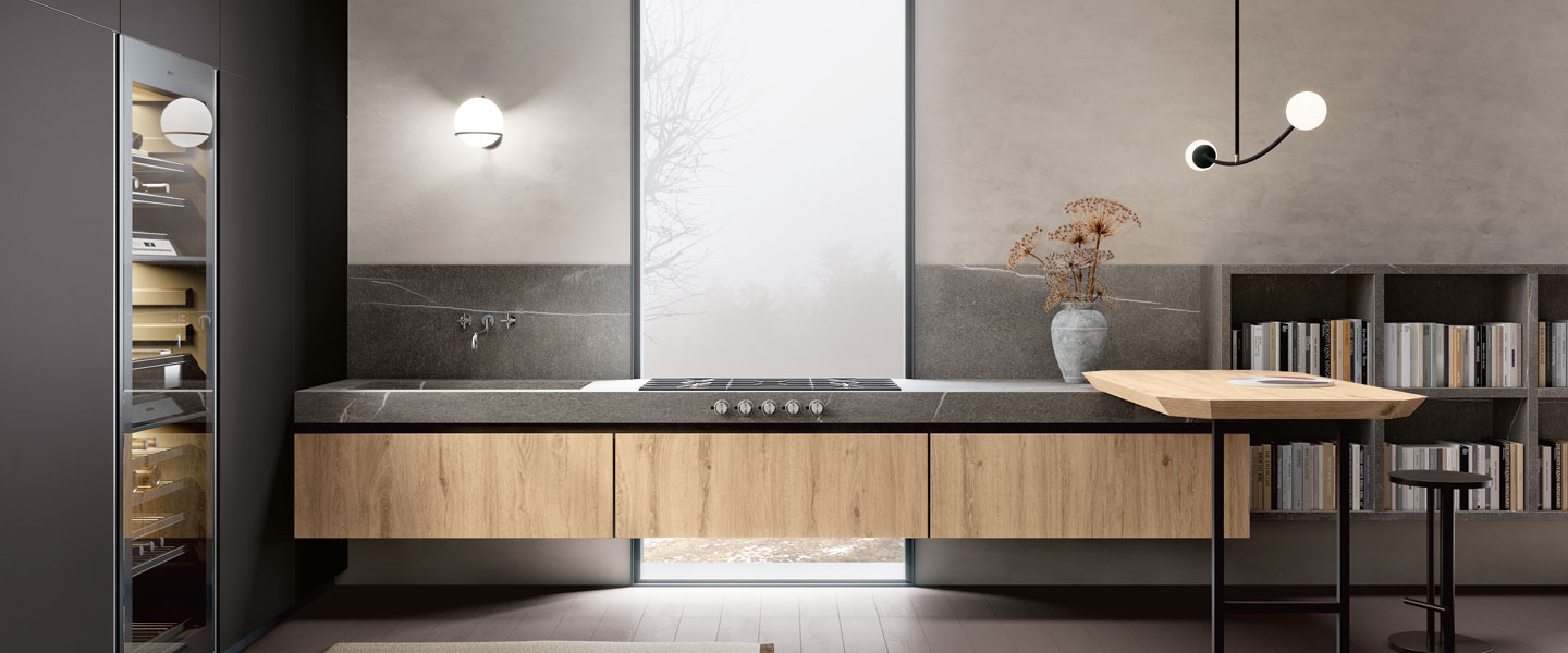 Sapienstone Kitchen Top, Top Cucina